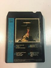 8 track tape, Diana Ross Baby It's Me 1977 Motown Record