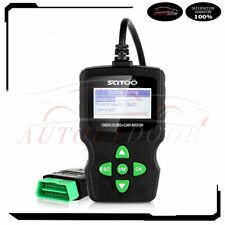 Vehicle Engine Check Code Reader OBDII EOBD OBD2 Data Scanner Diagnostic Tool