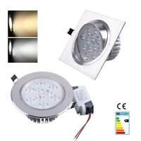 1-30x LED Spot Einbaustrahler Set Einbauleuchte Deckenleuchte Strahler IP44