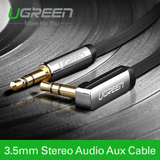 AUX Cable 3.5mm Auxiliary Cord for Smartphone Car iPod PC MP3 iPhone - UNIVERSAL