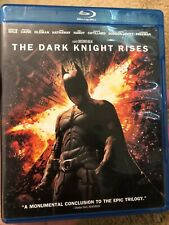 The Dark Knight Rises Blu-ray and DVD - Christopher Nolan Christian Bale No Slip