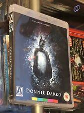 Donnie Darko (BLU-RAY) 2 Disc! ARROW VIDEO! Theatrical / Director's Cut! ZONE B!