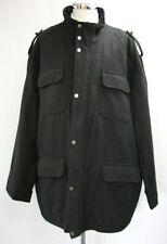 Men's Carter & Jones Black Coat (7XL).. Sample 5537
