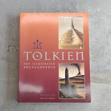 Tolkien The Illustrated Encyclopaedia David Day Middle Earth Lord of the Rings