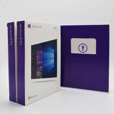 ***GENUINE*** Microsoft Windows 10 Pro 32/64 Bit USB FACTORY SEALED (FQC08789)