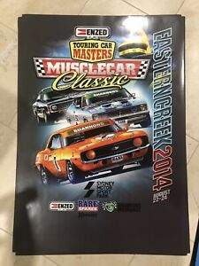 Muscle Car TCM Posters