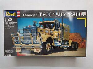 Kenworth T900 Australia Revell #7549 1993 1:25 gebraucht