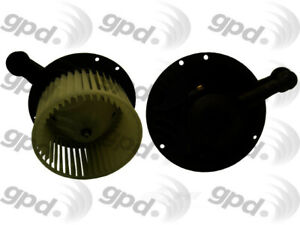 HVAC Blower Motor Front Global 2311520