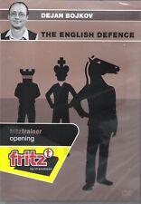 ChessBase: Bojkov-The English Defence-INGLESE A SCACCHI NUOVO OVP