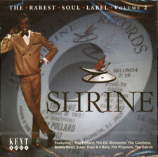 "SHRINE  ""THE RAREST SOUL LABEL VOLUME 2""  NORTHERN SOUL"