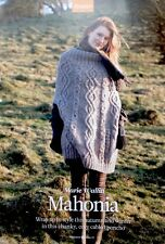 "Rowan Knitting Pattern for Lady's Poncho. To Fit 32-50"" Bust"