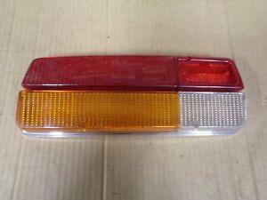 Alfa Romeo Berlina rear light lens Original Brand new NOS