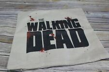"""Walking Dead Travel Couch Bed Pillow Cover 18"""""""