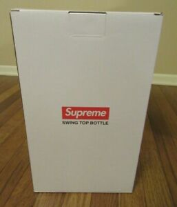 Supreme Swing Top 1.0L Bottle (Set of 2) Clear FW21 Supreme New York 2021 New DS
