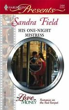 His One-Night Mistress by Field, Sandra