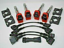 Audi 2.0T Bobina Conversión Icm Delete Kit R8 Coilpack Placas (97-99.5 1.8T) B5