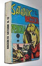 SATANIK RACCOLTA 13  contiene 220 221 224