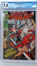 Amazing Spider-Man #101 CGC 7.5 VF-   1st Appearance Morbius
