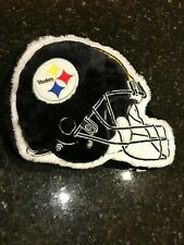 NFL Pittsburgh Steelers Forever Collectibles Helmet Pillow plush