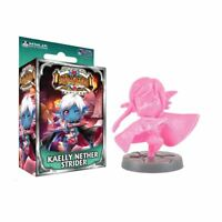 New Super Dungeon Explore Kaelly Nether Strider Model & Cards Pack Official