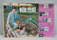 "Webb Pierce LP, ""Cross Country"", Decca Records, DL-4294, Vinyl, VG+/VG, R-0093"