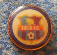 ZULIA FC MARACAIBO VENEZUELA FOOTBALL FUSSBALL SOCCER 2000's PIN BADGE