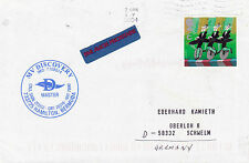 BERMUDA CRUISE SHIP MV DISCOVERY A SHIPS CACHED COVER