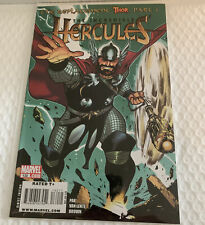 The incredible Hercules the replacement Thor part one Marvel comic #132
