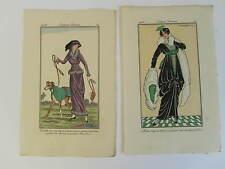 Journal Dames Modes n° 23, pl. 47 et 48 par Dammy et Taquoy, 10/01/1913 complet