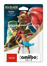 Nintendo amiibo Urbosa The Legend of Zelda Breath of the Wild NFC Figure (NVL-C-AKAR)