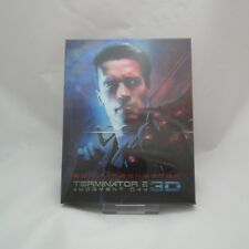 Terminator 2: Judgment Day (Blu-ray) Lenticular Full Slip Limited / 3D, NOVA