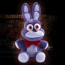 "New 10"" FNAF Five Nights At Freddy's Bonnie Plush Soft Toy Gifts"