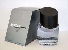 Jil Sander For Men 125ml Eau de Toilette Spray  NEU