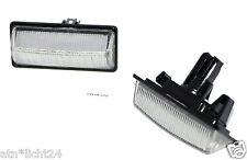 LED SMD Iluminación de matrícula Módulo Nissan Teana J31 J32 CAN-BUS blanco