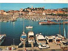 06 - cpsm - CANNES - Le vieux port (H6452)