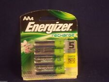 Energizer AA 4-Pack NiMH Pre-Charged Rechargeable Universal Batteries 1400 mAh