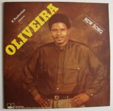 "OLIVEIRA - Show-Man - 12"" Maxi Single - SonoDisc - K2001 - Congo - World Music"