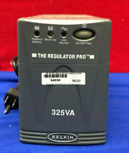 BELKIN THE REGULATOR PRO 325VA MODEL F6C325 UPS