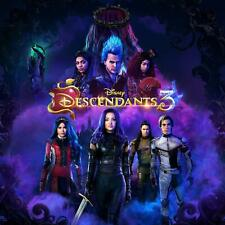 DESCENDANTS 3 OST DISNEY SOUNDTRACK CD (Released 30/8/2019)