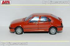 Renault 19 Phase II de 1992 Marron Métallique AWM - SAI 2250 - Echelle 1/87