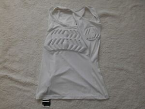 100% Authentic Adidas Tech-Fit Compression Padded Tank-Top Men 2XT TAGS NEW!!