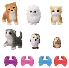 Licca-chan Doll Cute Pet set Popular Pets With Ribbon Takaratomy F/S w/Track#