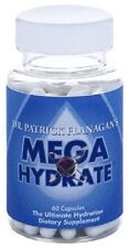 Patrick Flanagan's  Mega Hydrate Water Nutrient Supplement Capsule Flanagan