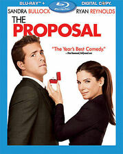 DVD: The Proposal (+ Digital Copy) [Blu-ray], Anne Fletcher. Good Cond.: Sandra
