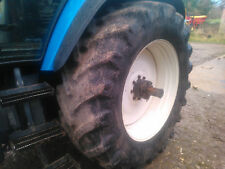 pair of tractor tyres 580 70 r42 Price includes VAT