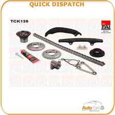 TIMING CHAIN KIT FOR FORD TRANSIT 2.4 04/06- 773 TCK1386