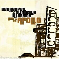 Ben Harper And The Blind Boys: Live At The Apollo