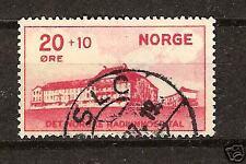 NORWAY # B-4 Used Radium Hospital