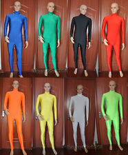Halloween Lycra spandex zentai costume Skin bodysuit without head/hands/feet