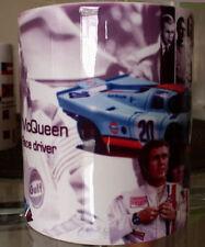Steve McQueen TRIBUTE GULF Porsche 917 K Le Mans LTD. Edition MUG